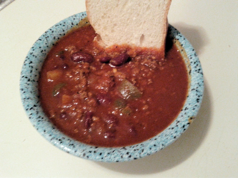 Awesome Spicy Chili